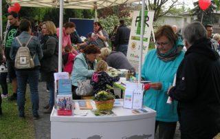Familienfest am 1. Mai am Rathaus Hennigsdorf